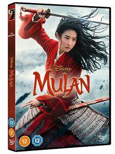 Mulan [DVD]