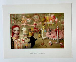 Mark-Ryden-The-Magic-Circus-2-Portfolio-Print-Set-Wow-Pop-Surrealism