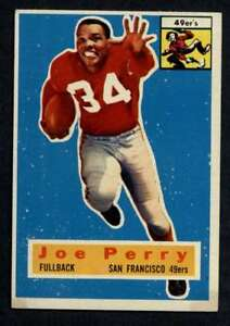 1956-Topps-110-Joe-Perry-EXMT-EXMT-49ers-A78
