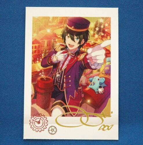 Ensemble étoiles-Pacha-Colle Idol Shot 2-Rei Adonis Koga Kaoru Leo Shu MIKA