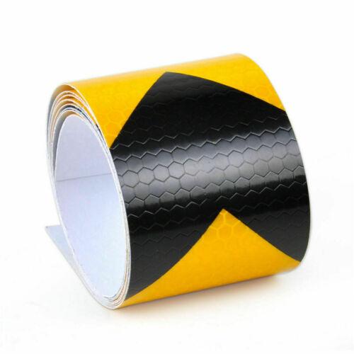 3Mtr Reflektorband reflektierendes klebeband Folie Reflexfolie Warn Aufkleber DE