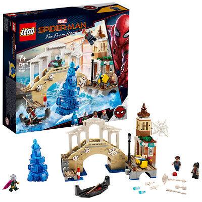 LEGO Marvel Spider-Man Hydro-Man Attack Toy 76129