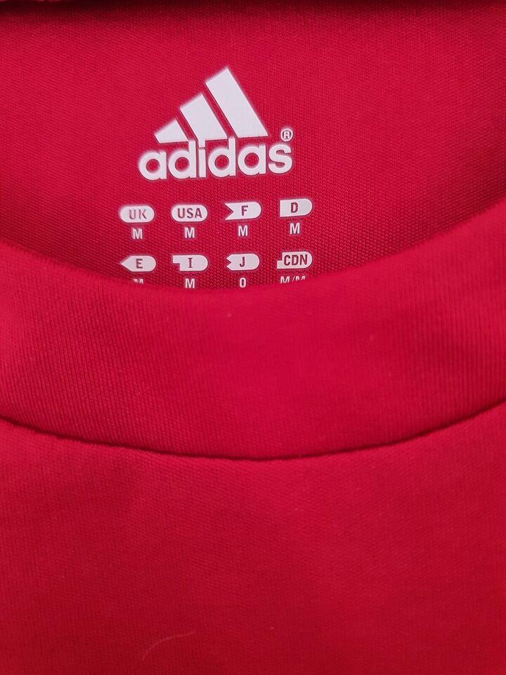 Fodboldtrøje, Dansk landsholdstrøje, Adidas