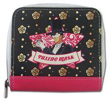 **License** Sailor Moon Tuxedo Kamen & Icons Girl Wallet #80269