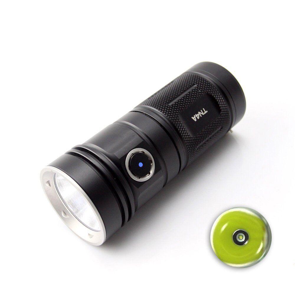 ThruNite TN4A NW 1150Lumen  XPL V6 LED Flashlight energiaosso by 4 AA batteries