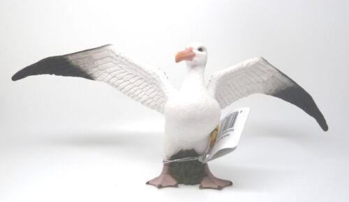 88765 wandering albatross ca 19 x 7,1cm NUOVO collecta S21