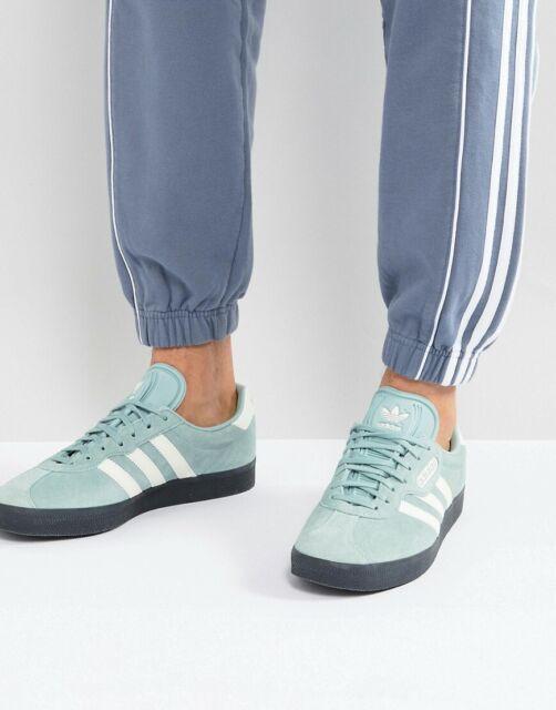 adidas Originals Gazelle Super Mens Trainers Tactile Green CQ2796 ~ SIZE 7 11