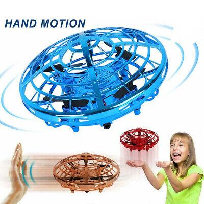 MINI Drohne Spielzeug UFO Quadrocopter fliegen Kunstflug Geschenk für Kinder