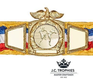 SETA THAI BOXING CHAMPIONSHIP Title Cintura-altri sport e colori disponibili