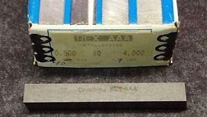 """1//4/"""" Square x 4/"""" Long High Speed Steel Tool Bit Toolbit  1//4/"""" SQ x 4/""""  2 Pieces"""