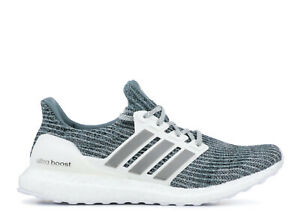the best attitude 79334 6e3c0 Details about New Adidas Ultraboost PARLEY Running Shoes WHITE SILVER  CM8272 LTD For Men's