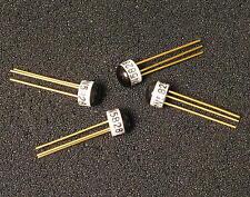 "Qty 4: Vintage 2N5828 Hi-Gain ""FuzZ"" Transistor StompBox Pedal (2N5133) ~NOS~"