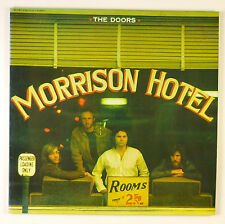 "12"" LP - The Doors - Morrison Hotel - B1811 - washed & cleaned"