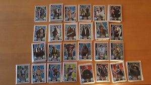 Topps-Force-Attax-Movie-3-Star-Wars-Star-Zusatz-Power-Karten-aussuchen-o-LE2