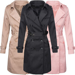 S Transizione Ladies 312 Mantella Cappotto Designer xl Vintage D Trench Giacca wz7IqS5