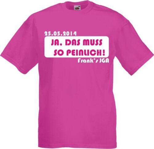 Jga T Shirts Junggesellenabschied Shirts Fussball Saison Abschluss Malle Prag