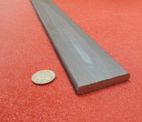 """5160 Spring Steel Knife, Blade Thick x 2.0/"""" Wide x 36/"""" +//-.006/"""" Bar .323/"""""""