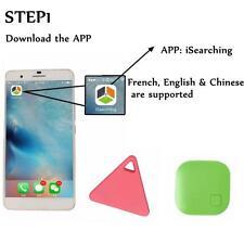 Bluetooth Remote Shutter Tracker Wallet Key Tracer Finder GPS Locator Alarm ZW
