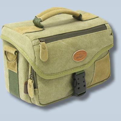 Fototasche f Panasonic Lumix DC-GH5 Umhänge-Tasche Kamera Schutz Zubehörtasch
