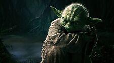 "Star Wars Yoda - 42"" x 24"" LARGE WALL POSTER PRINT NEW"