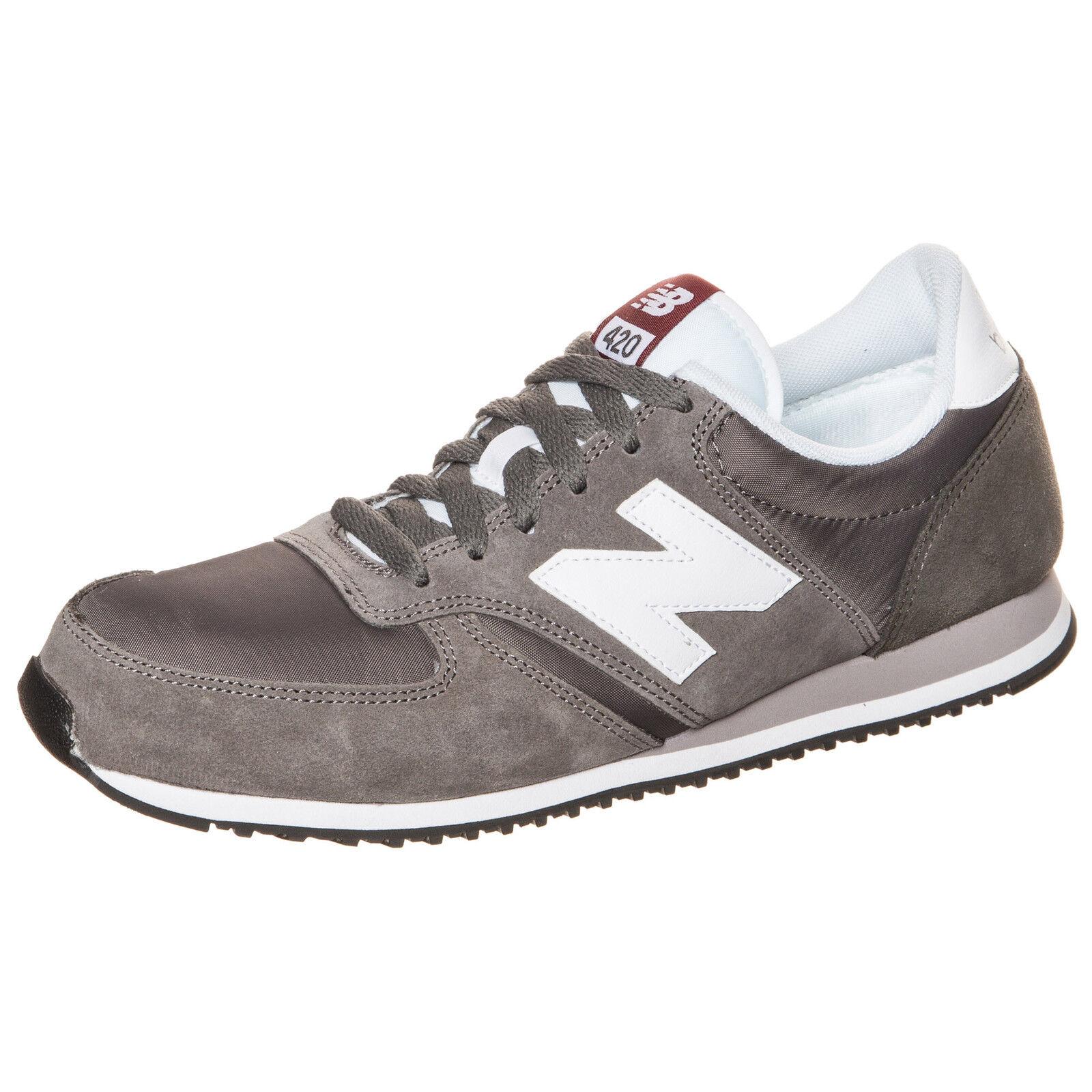 New Balance U420-CGW-D Sneaker Grau NEU Schuhe Turnschuhe