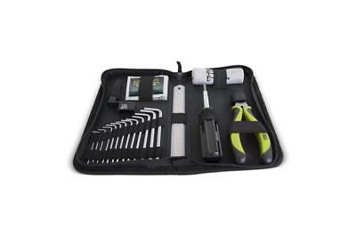 guitar toolkit tool tools music string change kit set up pack with carry case 700510367265 ebay. Black Bedroom Furniture Sets. Home Design Ideas