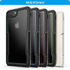 iPhone SE 2 6S 7 8 Plus Caser Heavy Duty Shockproof Clear Slim Cover For Apple