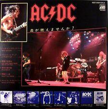 AC/DC LP VINYL  AC/DC VS FOREIGNER