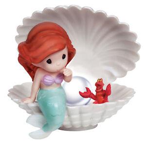 New Precious Moments Disney Figurine Little Mermaid