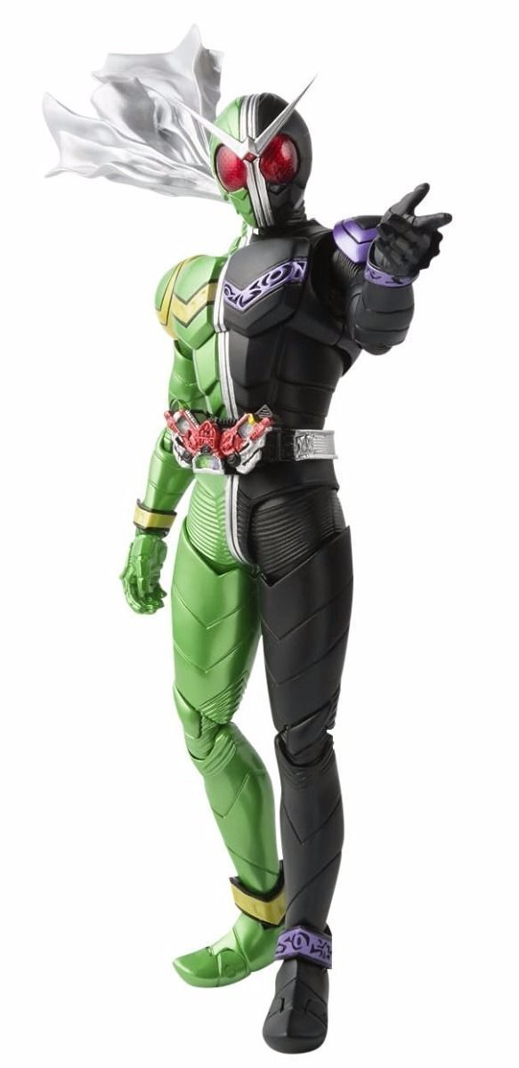 S.H.Figuarts Masked Kamen Rider W CYCLONE JOKER Renewal Ver BANDAI NEW Japan F/S