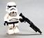 Brickarms DLT-19 Heavy Blaster Rifle for Mini-figures Star Wars NEW!