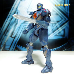 PACIFIC-RIM-2-UPRISING-GIPSY-AVENGER-SIDE-JAEGER-STATUE-ACTION-FIGURES-ROBOT-TOY