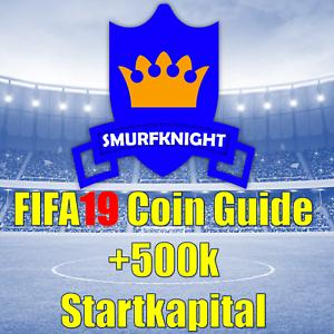 Fut 19 Fifa 19 Coins Münzen Trading Guide 500k