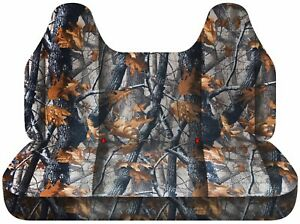 99 04 Ford F 150 250 350 Camouflage Car Seat Covers Bench