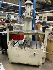 Moore Tools 40 Wide X 24 Max Opening Die Flipper Amp 1hp Drill Machine