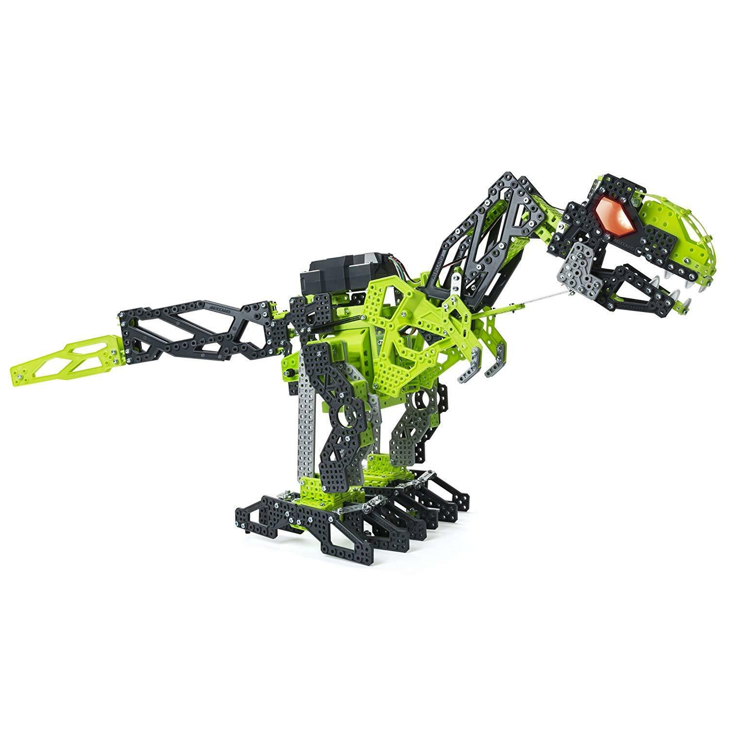 Home Kids Room Toy Toy Toy Game Play Tool Meccano Meccasaur Hobbies Rex robot Sound Fits 7394d7