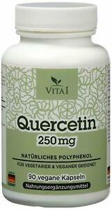 Quercetin-90-Kapseln-Antioxidantien-hochdosiert-250mg-Hergestellt-in-Germany