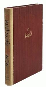 Frithiof's Saga: LIMITED EDITIONS CLUB (1953)