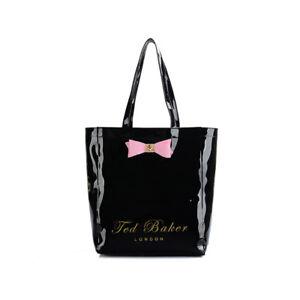 Image Is Loading Women 039 S Bow Tied Jelly Handbags Pvc