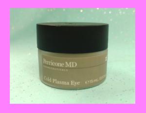 Perricone-MD-COLD-PLASMA-EYE-Anti-Aging-Cream-Smooths-Brightens-5-oz-NEW
