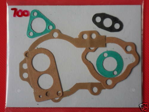 700 CYCLEMATE 32cc MOPED TOP END DECARBONISING ENGINE GASKET SET *