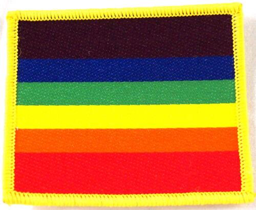 26 versch.gestickte Aufnäher Patch Patches Fahnen Gewebeaufnäher Stoff Textil