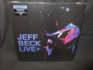 Jeff-Beck-Live-2014-Sealed-New-180g-Gram-Vinyl-2-LP-2015-Release