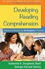Developing Reading Comprehension: Effective Instruction for All Students in Prek-2 by Katherine A. Dougherty Stahl, Georgia Earnest Garcia (Paperback, 2015)