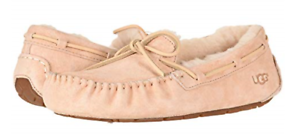 UGG-Dakota-Amberlight-Moccasin-Slipper-Women-039-s-sizes-5-11-NEW