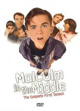 Malcolm In The Middle . First Season . One . 1. Staffel . Mittendrin . 3 DVD NEU