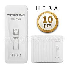[HERA] White Program Effector  1ml x 10pcs Amore  Whitening Essence