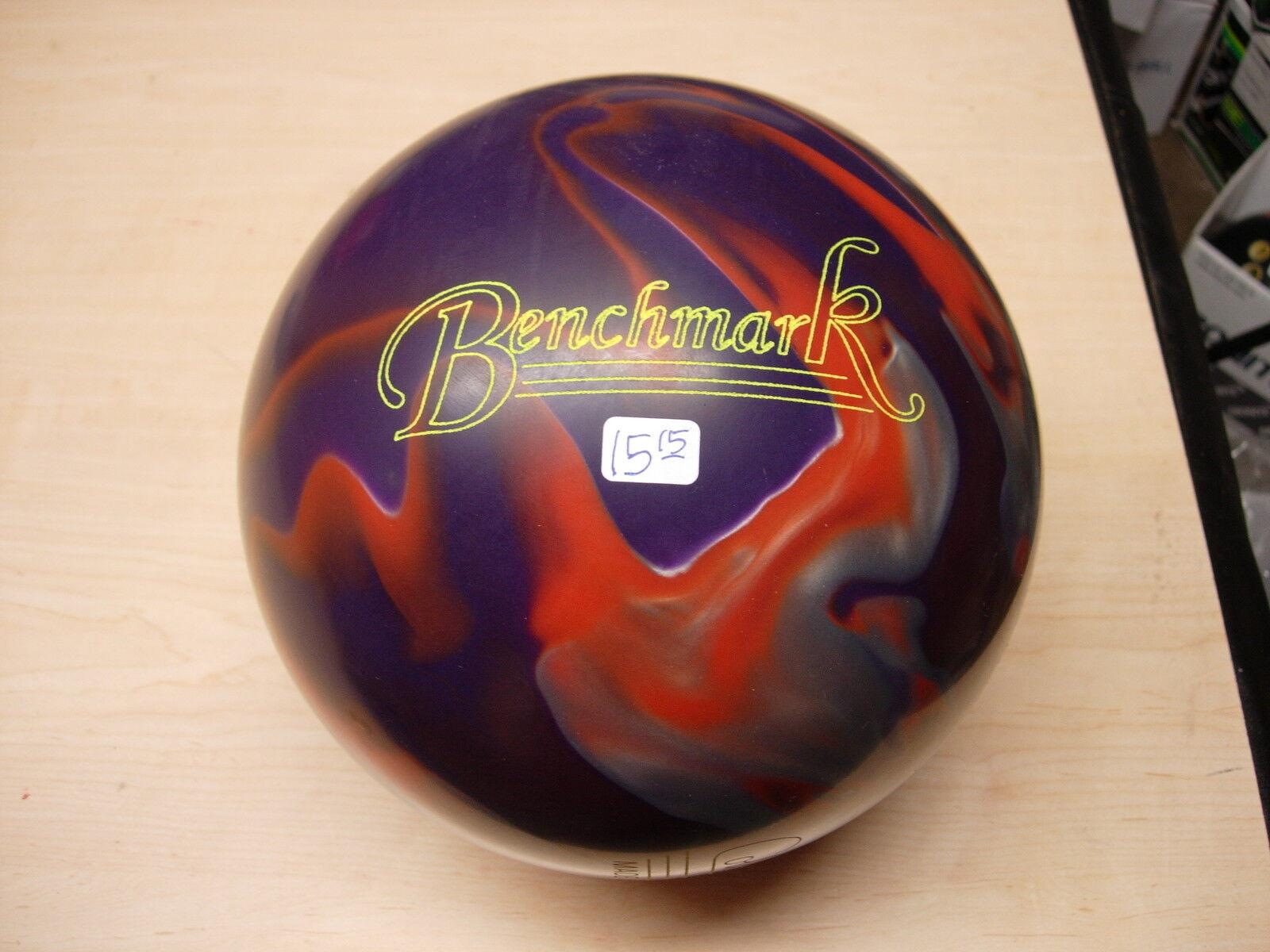 = 16(15oz)  Columbia BENCHMARK Bowling Ball