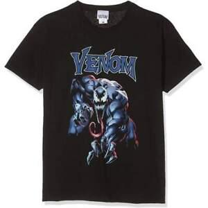 Official-Licensed-Venom-Grab-T-Shirt-Noir