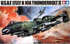 Tamiya 61028 1/48 Scale Model Aircraft Kit USAF A-10 Thunderbolt II Warthog